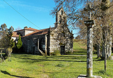Igrexa de San Bernabé - (c) José López Lobariñas