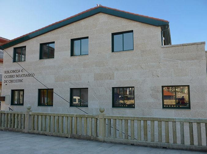 Biblioteca e Centro telemático