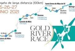 A Golde River Race, regata de piraguismo de maior lonxitude de Europa, salirá de Crecente (Filgueira) o domingo, 27 de xuño ás 10.30