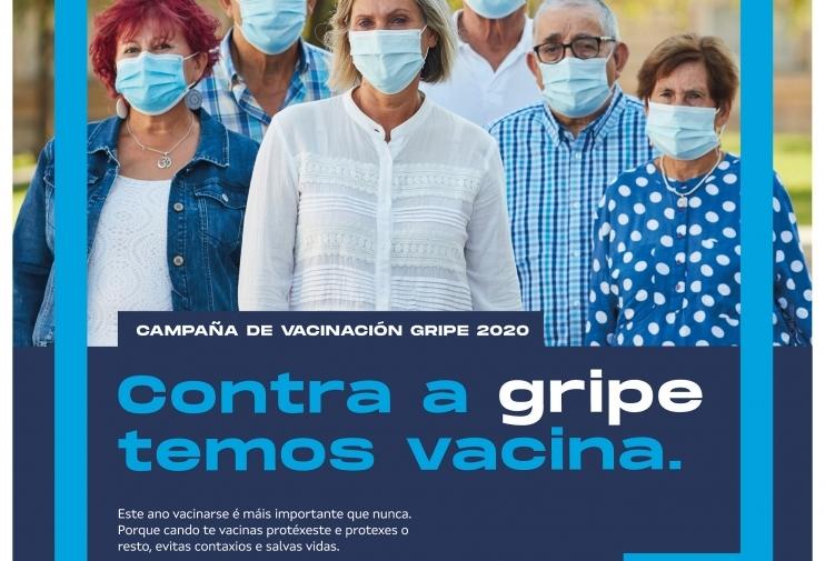 CAMPAÑA DE VACUNA GRIPE 2020