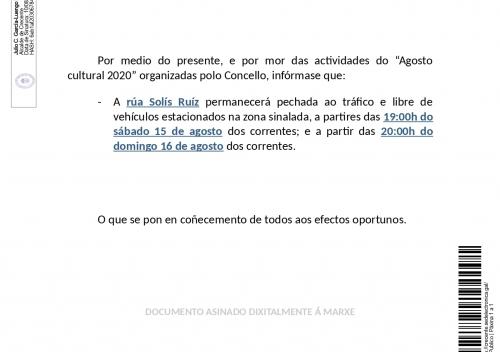 BANDO CORTE RUA SOLIS RUIZ 15 E 16 AGOSTO