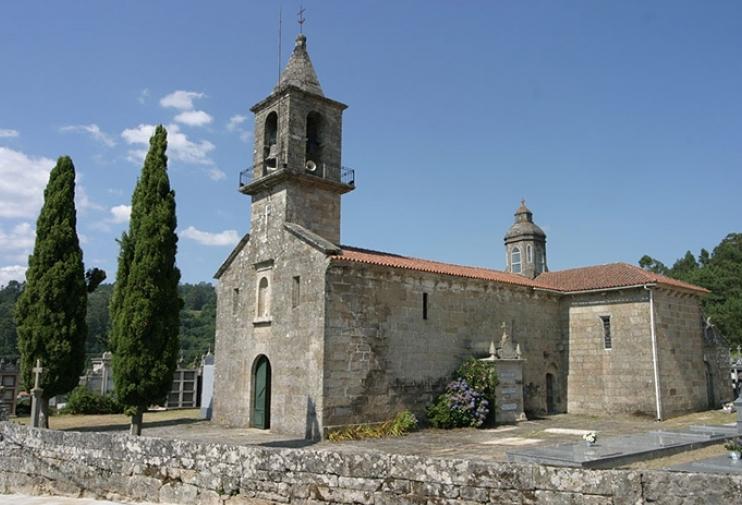 Igrexa de San Pedro de Crecente